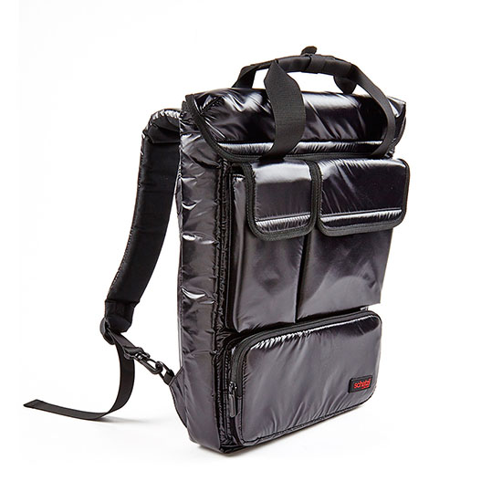 UrbanPro Water resistant, ultra lightweight Laptop + Tablet Backpack and Carrier Bag