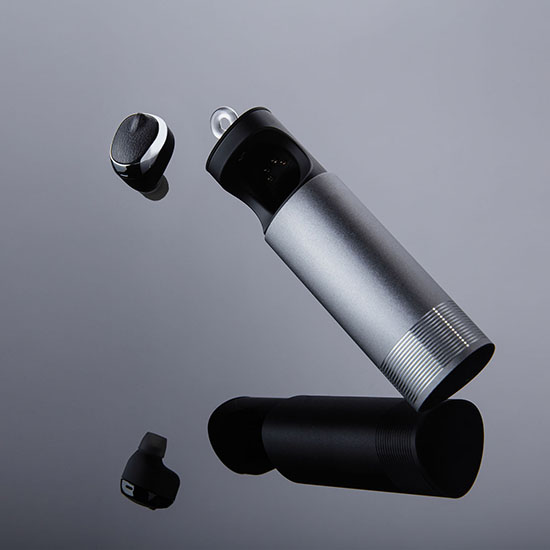 BULLETX Waterproof - Bluetooth 4.1 Earpiece