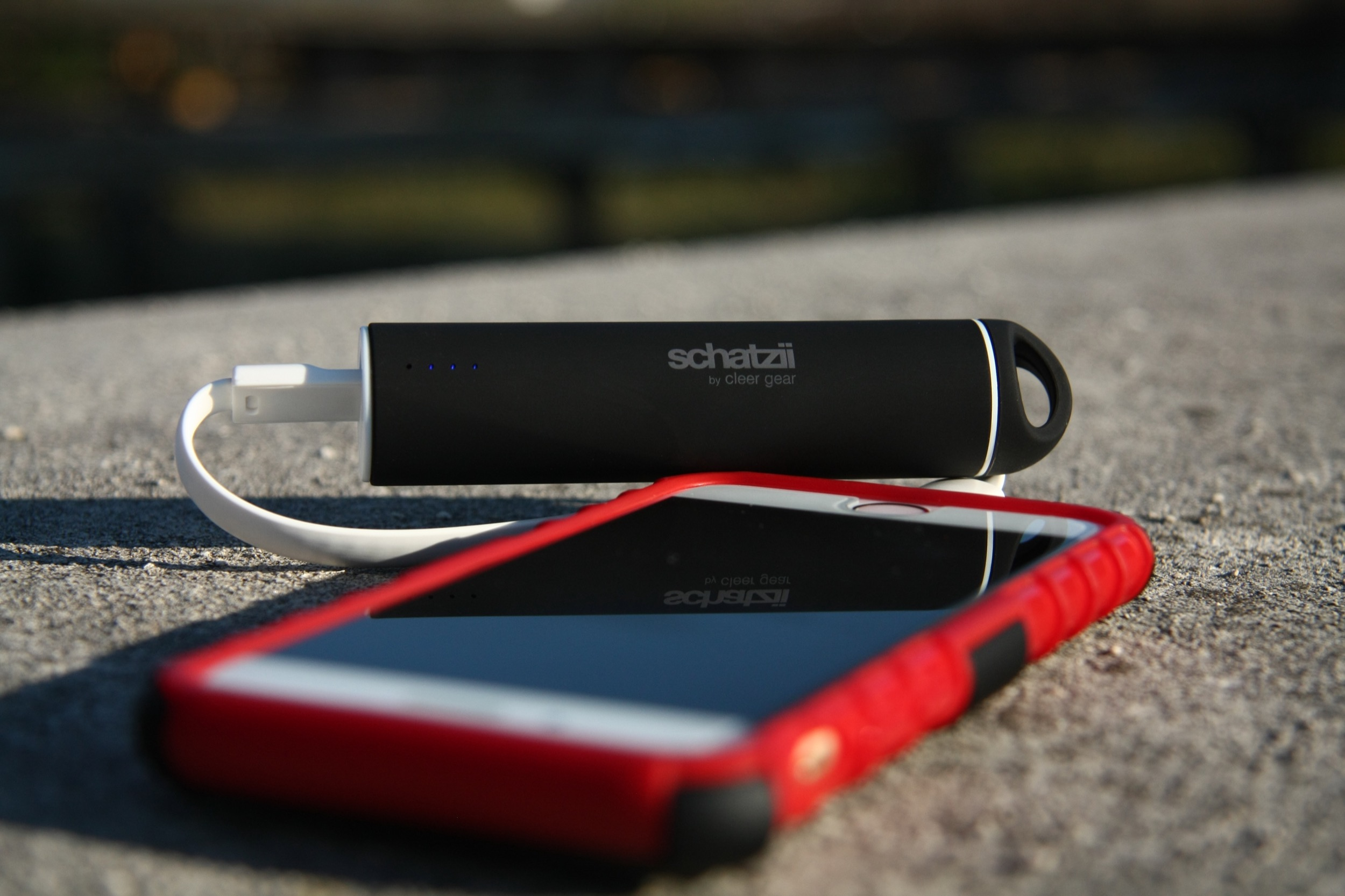 PowerStick Rechargeable Battery - High Capacity 2200 mAh