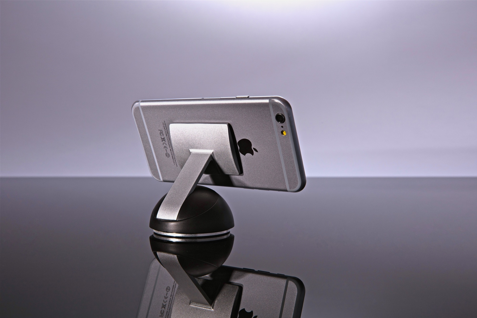 S1 360° Swivel Mount - MicroSuction Phone Dock